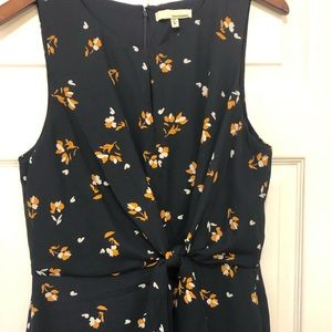 June & Hudson floral print jumpsuit